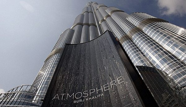 Atmosphere Burj Khalifa Restaurant