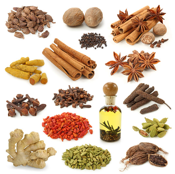 effect of spices and herbs on Here are 10 of the world's healthiest herbs and spices,  as is the case with many herbs,  there was no effect in people who were accustomed to eating spicy.