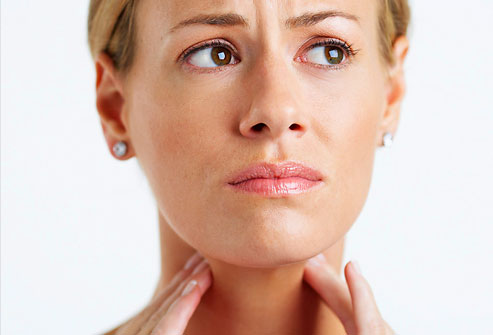 Sore throat causes