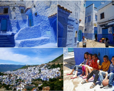 Chefchaouen - the Blue City of Morocco