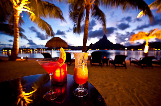Nightlife in Bora Bora