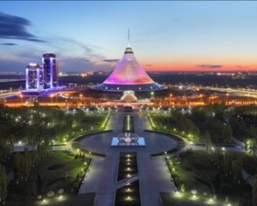 Astana capital of Kazakhstan