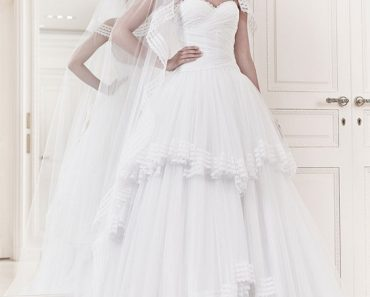 Zuhair Murad Wedding Dresses - 2014 Spring-Summer