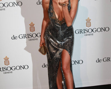 The Most Beautiful Dresses of Irina Shayk