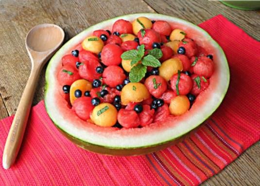 Vitamin Bomb – Fruit Salad Recipe