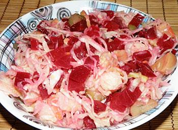 Winter Salad Recipe