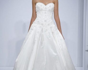 Dennis Basso Wedding Dresses 2014