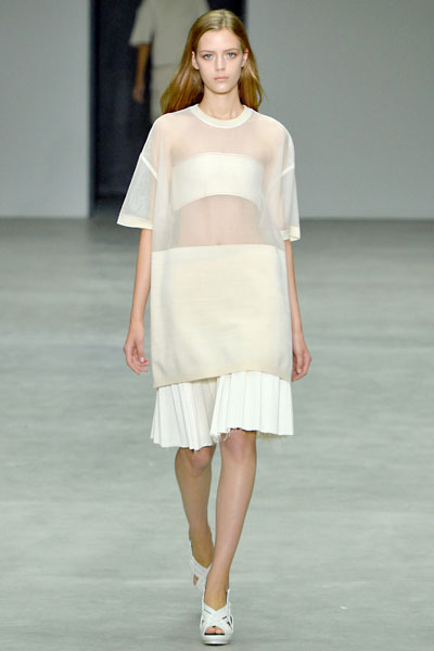 Calvin Klein Spring-Summer 2014 - New York Fashion Week