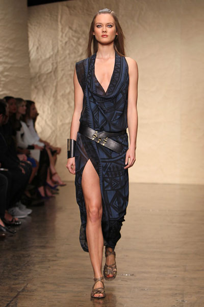 Donna Karan Spring-Summer 2014 Fashion Week