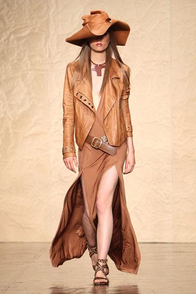 Donna Karan Spring-Summer 2014 Fashion Week