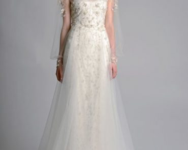 Marchesa Bridal Dresses 2014