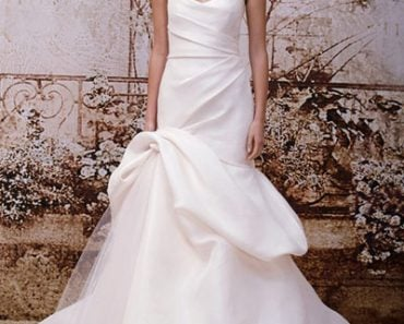 Monique Lhuillier Wedding Dresses 2014