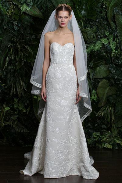 Naeem Khan Wedding Dresses 2014