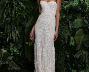 Naeem Khan Wedding Dresses 2014