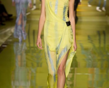 Versace Spring-Summer 2014 - Milan Fashion Week