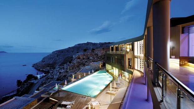 Lindos Blu - Greece