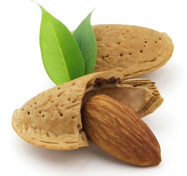 Almonds for muscle building