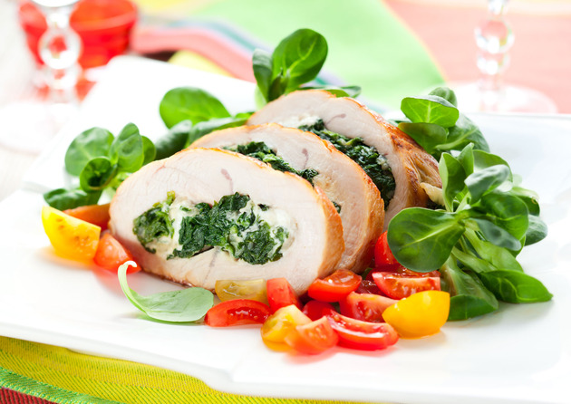Chicken breast for muscle building