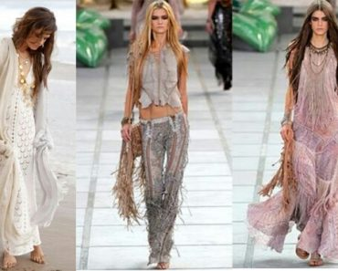 Fashion Forward: 5 Steps To Get The Boho Look